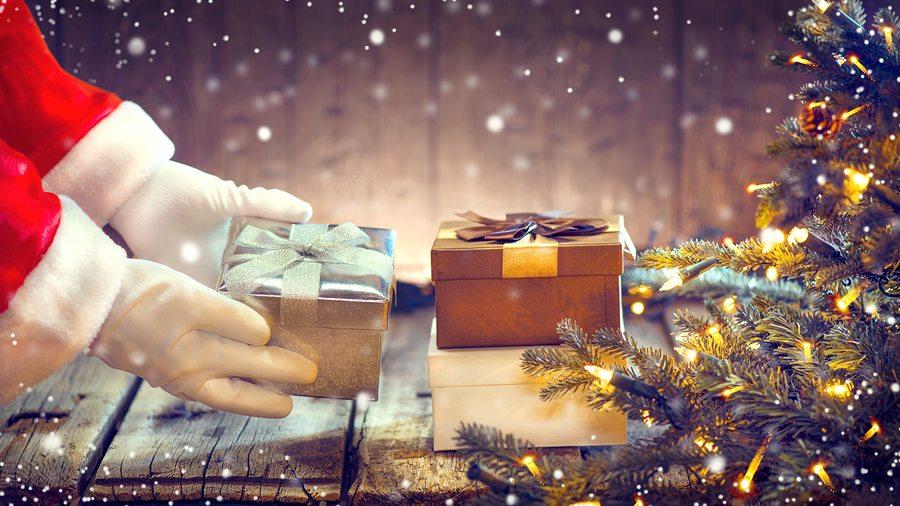 Julgåvor till kunder och personal